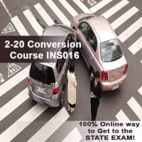 Florida: 40 hr Pre-licensing - 2-20 CONVERSION COURSE (INS016FL40)